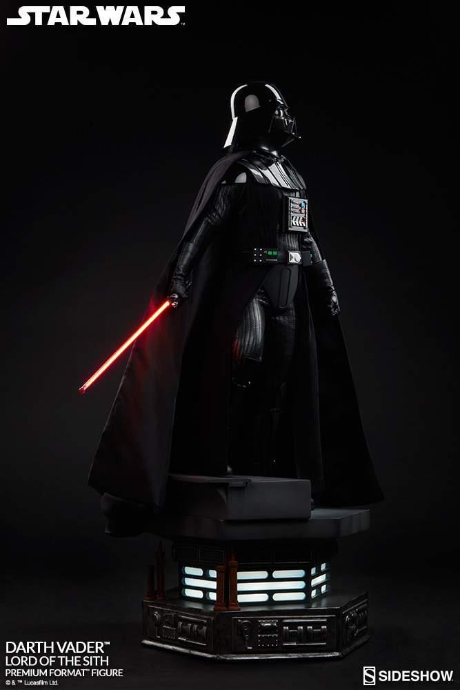 Darth Vader Premium Format – Sideshow