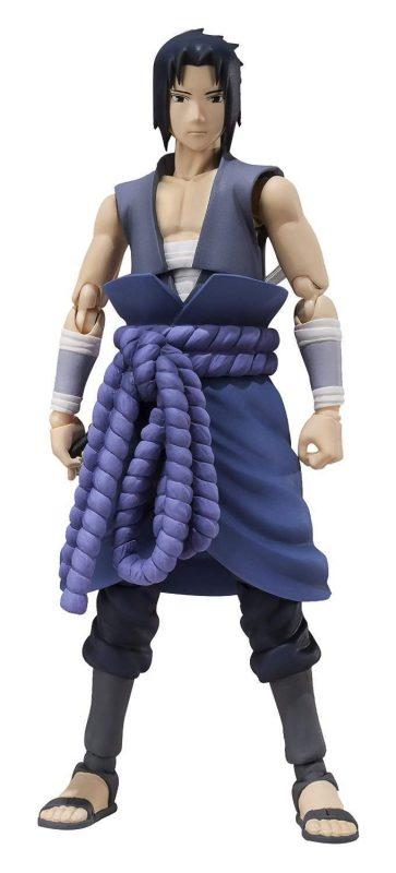 Sasuke Uchiha Itachi battle Ver. S.H.Figuarts Bandai