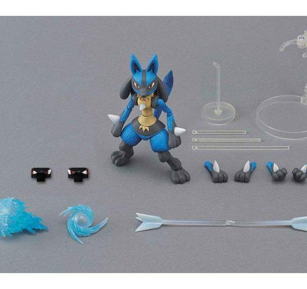 Lucario Variable Action Heroes MegaHouse