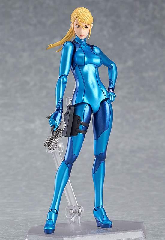Boneca Samus Aran Zero Suit Metroid Other M Figma