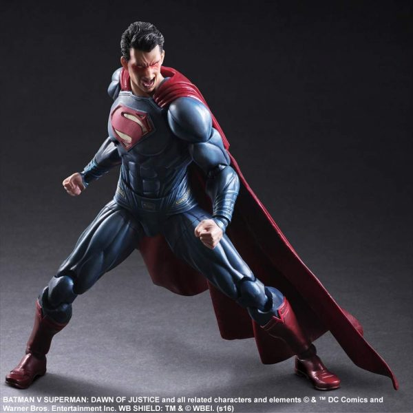 Superman Dawn of Justice Play Arts Kai Square Enix