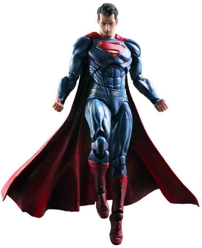 Superman Dawn of Justice Play Arts Kai