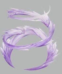 Tamashii Effect Wind Violet Ver Bandai