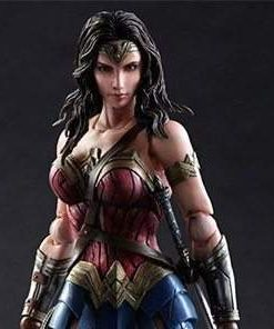 Wonder Woman Dawn of Justice Play Arts Kai Square Enix