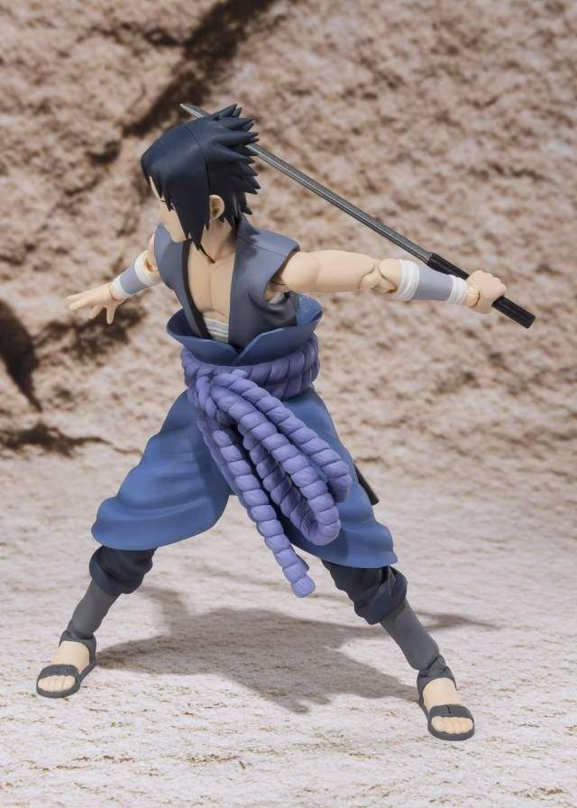 Sasuke Uchiha Itachi (Battle Ver.) S.H.Figuarts Bandai