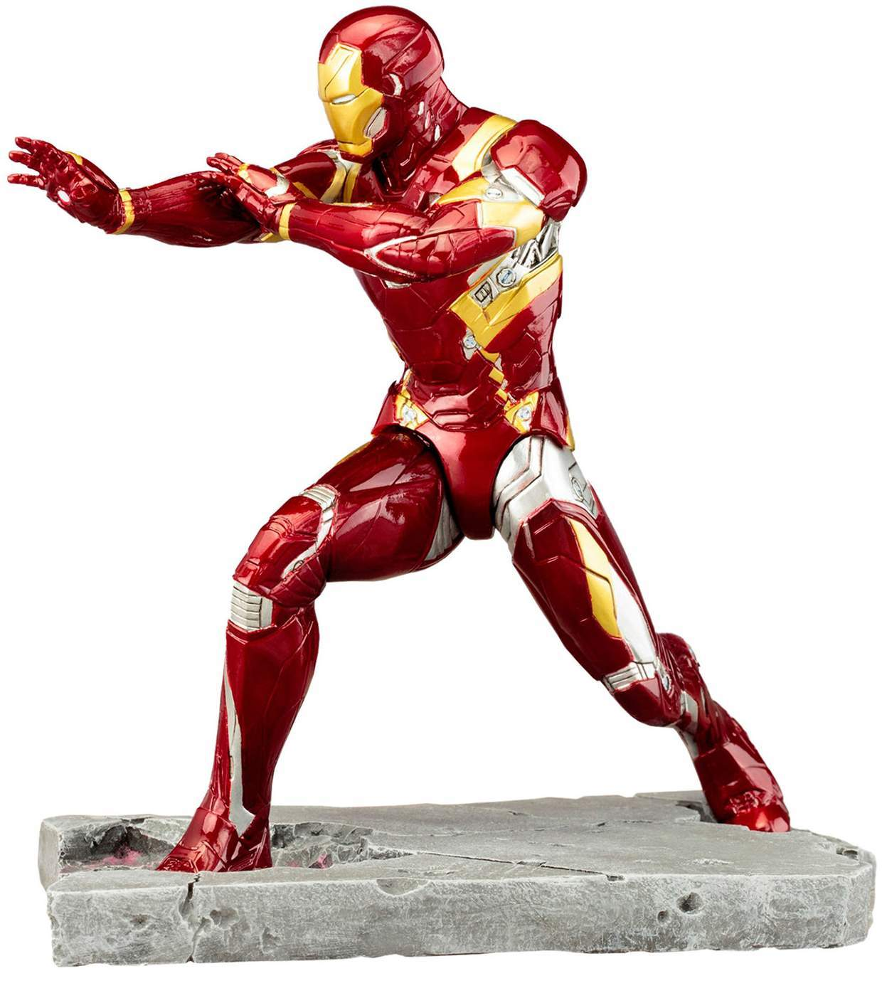 Civil War Iron Man Mark 46 Kotobukiya