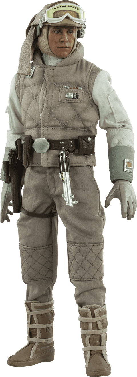 Luke Skywalker Hoth Sideshow Collectibles