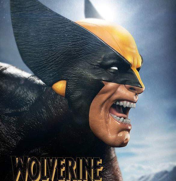 Wolverine Brown Costume - Premium Format