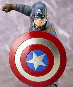 Captain America Civil War ArtFX+ Statue Kotobukiya