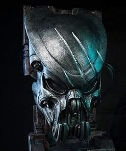 Celtic Predator Mask Prop Replica