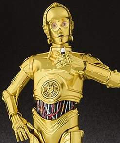 C-3PO A New Hope S.H. Figuarts Bandai