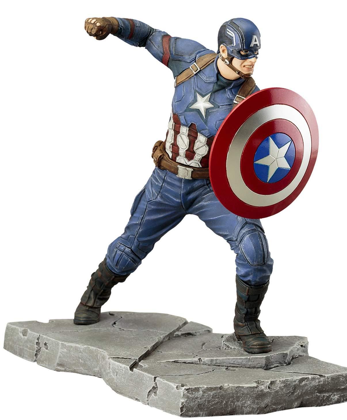 Captain America Civil War Kotobukiya