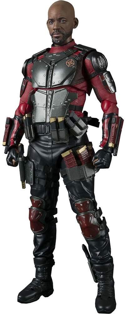 Deadshot Suicide Squad S.H. Figuarts
