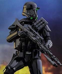 Death Trooper Specialist Deluxe Version Sixth Scale Figure Hot Toys
