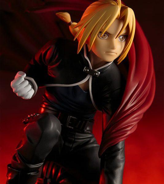 Edward Elric Fullmetal Alchemist ARTFX Kotobukiya