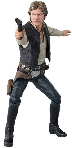 Han Solo A New Hope S.H. Figuarts