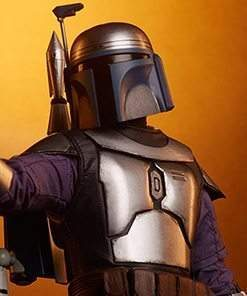 Jango Fett Sixth Scale Figure Sideshow Collectibles
