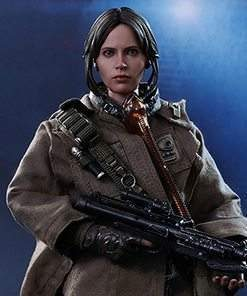 Jyn Erso Deluxe Version Hot Toys Sixth Scale