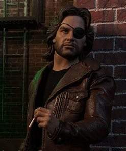 Escape from New York Snake Plissken Figure Sideshow