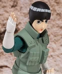 Rock Lee Naruto Shippuden S.H.Figuarts Bandai