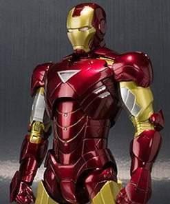 Iron Man 2 Mark VI S.H. Figuarts Bandai
