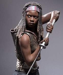 Michonne Color Tops Series - McFarlane Toys