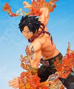 Portgas D. Ace Brother's Bond Figuarts Zero Bandai