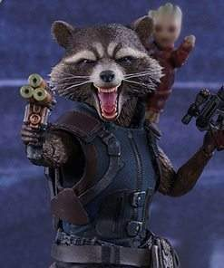 Rocket Deluxe version Sixth Scale Figure Hot Toys