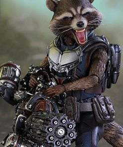 ROCKET DELUXE VERSION HOT TOYS SIXTH SCALE
