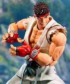 Street Fighter V Ryu S.H.Figuarts