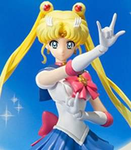 Sailor Moon Crystal S.H.Figuarts Bandai