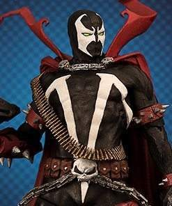 Masked Spawn Color Tops McFarlane Toys