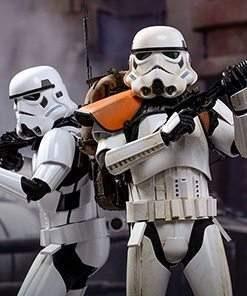 Stormtrooper Jedha Patrol Set Hot Toys