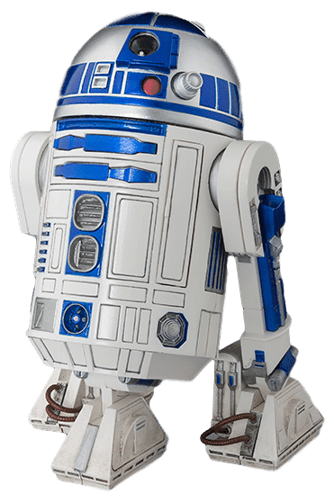 R2D2 A New Hope S.H. Figuarts