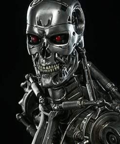Terminator T-800 Endoskeleton Maquette Sideshow Collectibles