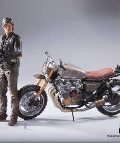 Daryl Dixon with New Bike Action Figure - McFarlane Toys