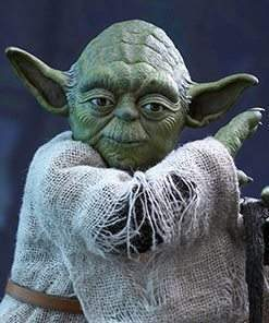 Yoda The Empire Strikes Back Sixth Scale Figure Hot Toys