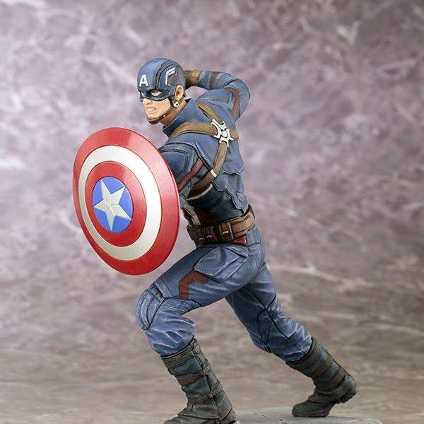 Captain America Civil War ArtFX+ Statue Kotobukiya