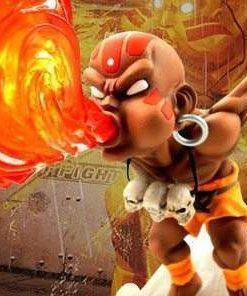 Street Fighter Dhalsim Big Boys Toys