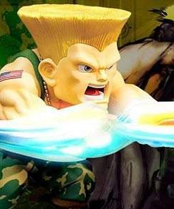Street Fighter Guile Big Boys Toys