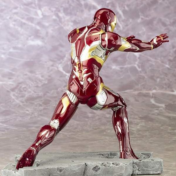 Iron Man Mark 46 Civil War Artfx+ Statue Kotobukiya