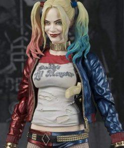 Harley Quinn Suicide Squad S.H.Figuarts Bandai