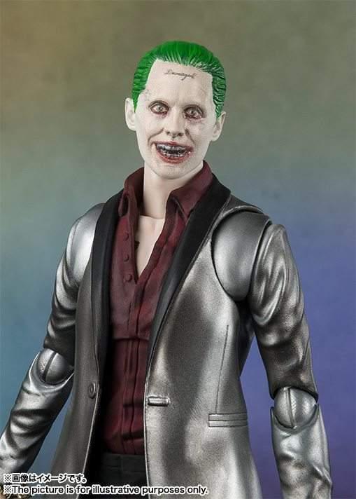 Joker Suicide Squad S.H. Figuarts