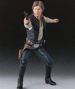 Han Solo A New Hope S.H.Figuarts Bandai