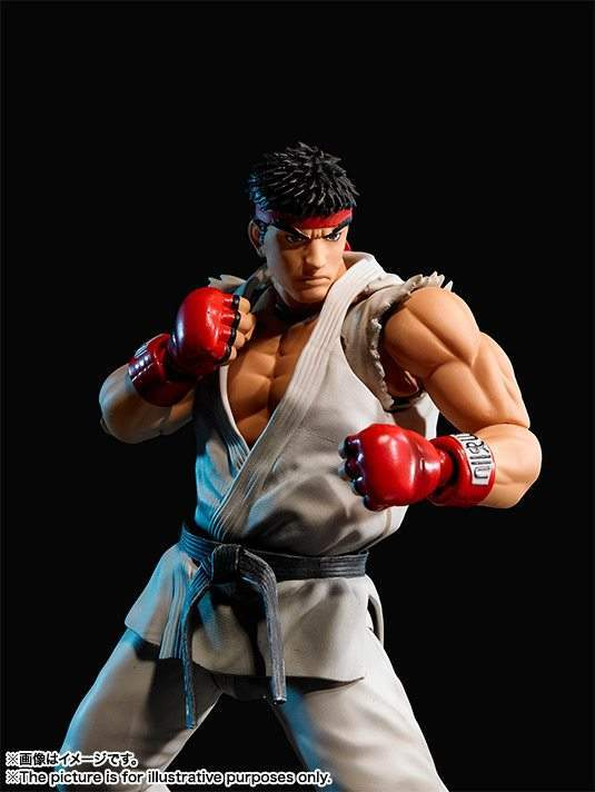 Street Fighter V Ryu S.H.Figuarts