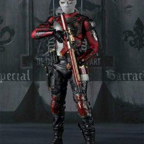 Deadshot Suicide Squad S.H.Figuarts Bandai