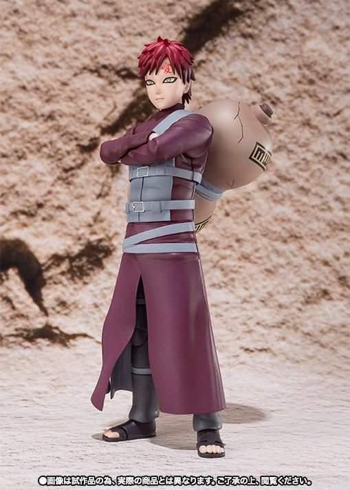 Gaara Naruto Shippuden S.H.Figuarts Bandai