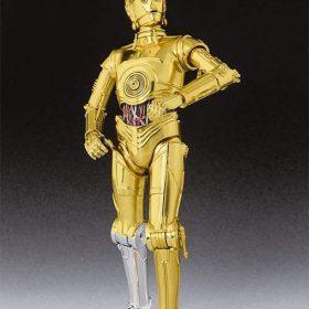 C-3PO A New Hope S.H. Figuarts Bandai