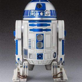 R2-D2 A New Hope S.H.Figuarts Bandai