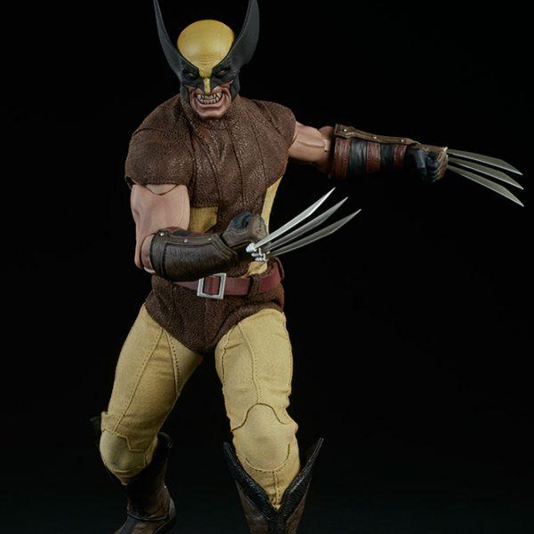 Wolverine Sideshow